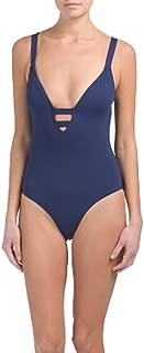 Nip Tuck Bond-Eye Australia Women's One-Piece Donna Plunge One-Piece Swimsuit