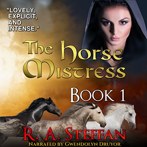The Horse Mistress, Book 1 audiobook cover art