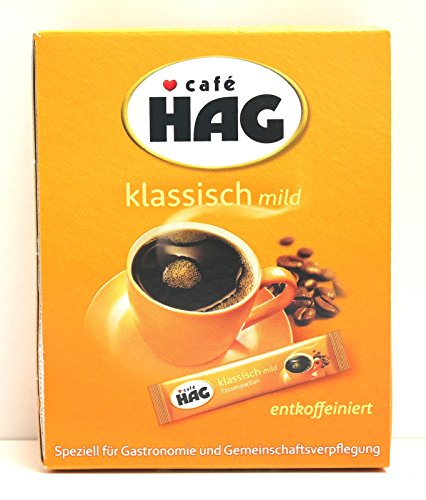 Kaffee Hag Tassenportion, 8er Pack (8 x 25 x 1,8g)