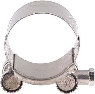 Perfeclan 1 Stück Auspuffschelle Abgasrohrleitungen Schalldämpfer 40 43 mm; 44 47 mm; 48 51 mm; 52 55mm   36 39mm
