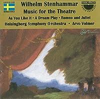 Stenhammar Music for the Theat