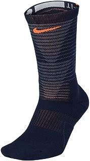 Unisex Dri-Fit Elite Disrupter 1.5 Cushioned Crew Socks