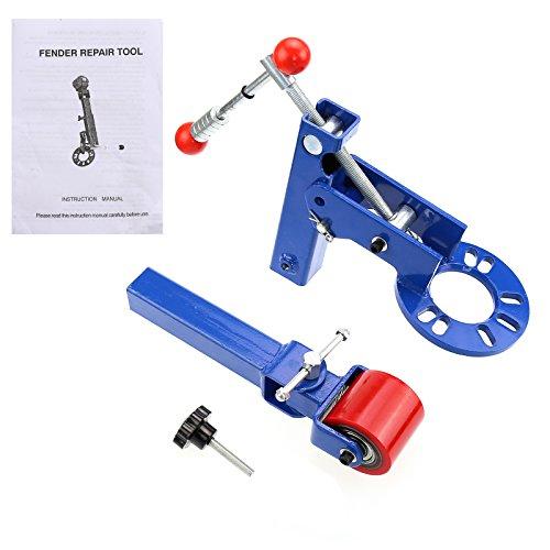 VENDEUR PRO PKW Bördelgerät Bördelrolle FenderRoller für Kotflügel Profibördelgerät