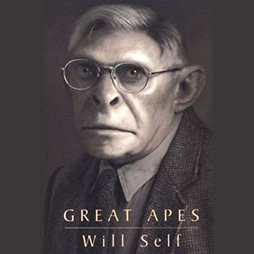 Great Apes audiobook cover art
