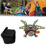 En Forma De Cuadrado De Cassette Horno, Estufa Portátil De Palm Gas Multifunctioanl Barbacoa Cocina De Gas para Camping Al Aire Libre