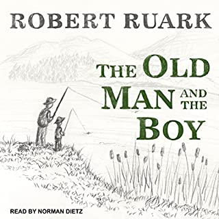 The Old Man and the Boy audiobook cover art