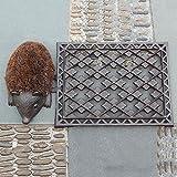 Doormats Small Cast Iron, Shoe/Boot Scraper with...