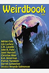 Weirdbook #35 Kindle Edition