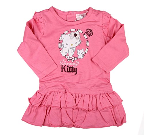 Charmmy Kitty - robe - bébé fille - rose