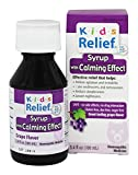 Homeolab, Kids Relief Calming Effect Grape Syrup, 3.4 Fl Oz