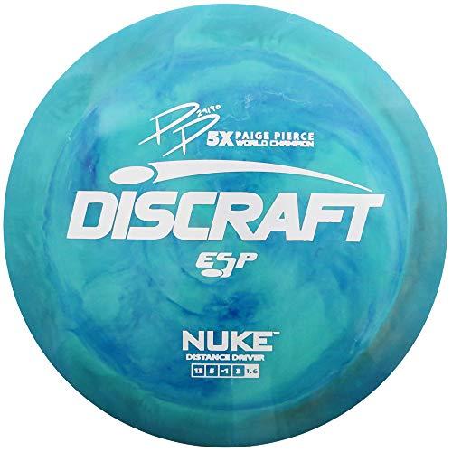 Discraft Paige Pierce Signature ESP Nuke Distance Driver Golf Disc