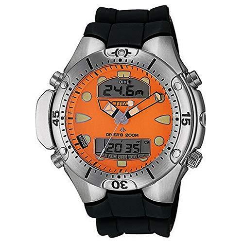 Relógio Citizen Promaster Aqualand Anadigi Diver's 200m Masculino JP1060-01Y TZ10020Y
