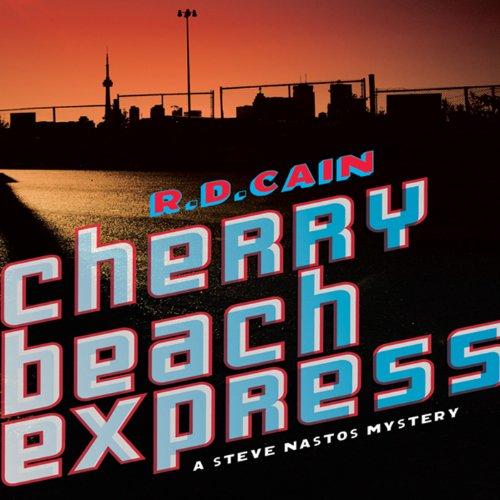 Cherry Beach Express audiobook cover art