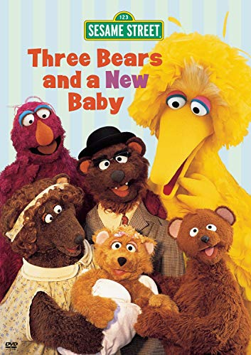 Sesame Street - Three Bears and a New Baby