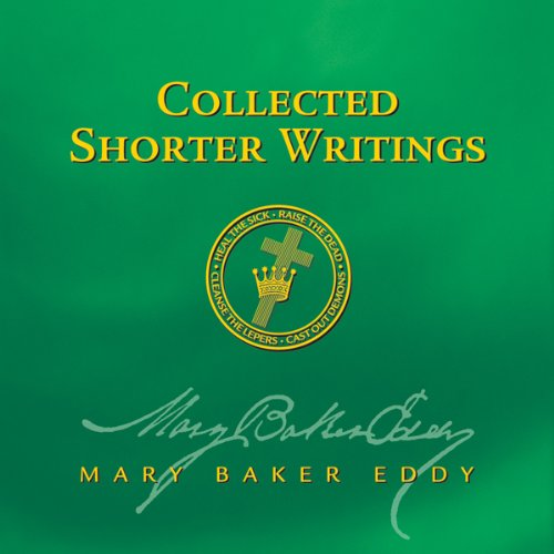 Collected Shorter Writings audiobook cover art