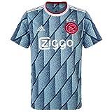 adidas Amsterdam Temporada 2020/21 AJAX A JSY Camiseta Segunda equipación, Unisex, AZUHIE, S