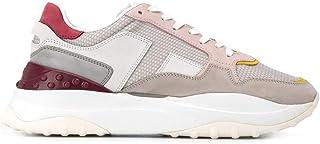 TOD'S Women's XXW45B0BB50L9K001T Multicolor Leather Sneakers