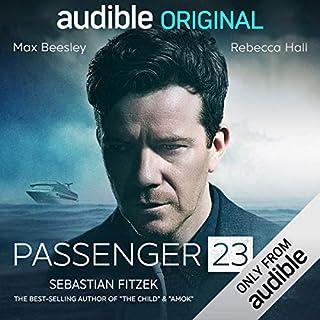 Passenger 23 audiobook cover art
