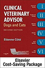 Clinical Veterinary Advisor - Text and VETERINARY CONSULT Package: Dogs and Cats