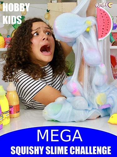 Hobby Kids Mega Squishy Slime Challenge