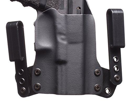 Black Point Tactical Mini Wing IWB Holster Fits Glock...