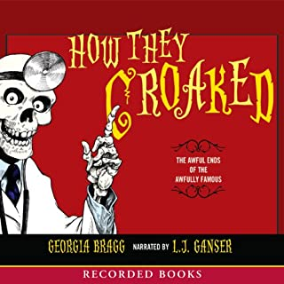 How They Croaked audiobook cover art