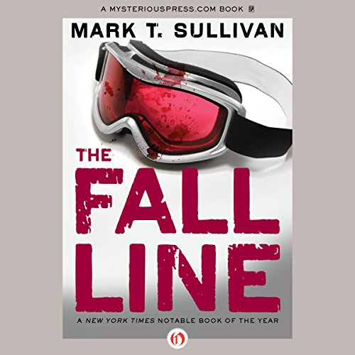 The Fall Line audiobook cover art