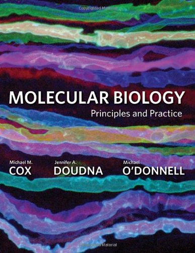Molecular Biology: Principles and Practice