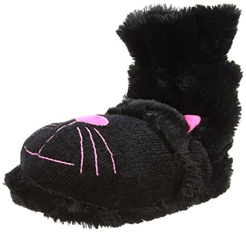 Chat Noir Chaussons Boots 36/42 - Aroma Home
