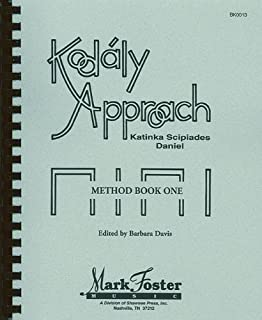 Kodaly Approach: Method Book One - Textbook