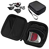 CaseSack Carrying Case for Remington HC4250 Shortcut Pro Self-Haircut Kit, Beard Trimmer, Hair Clippers, smart divider to make compartments for haircut and combs/accessories separated, mesh pocket