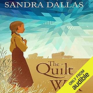 The Quilt Walk audiobook cover art