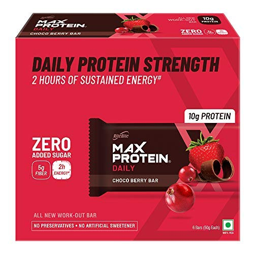 Daily Choco Berry (Pack of 6 300g (Standard))