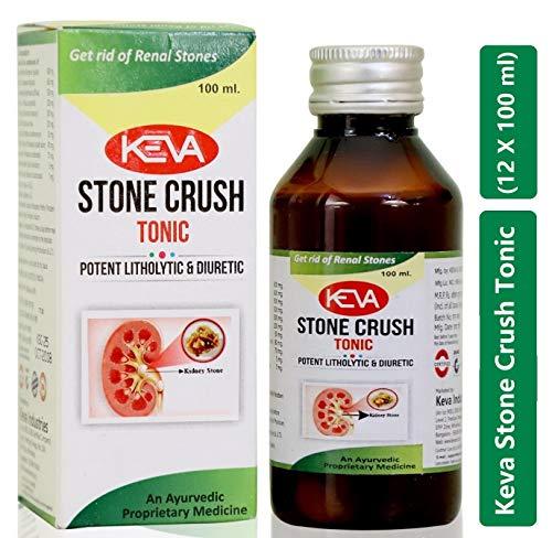 Keva Stone Crush Tonic (100 ML) - Pack of 12 (12X100 ML)
