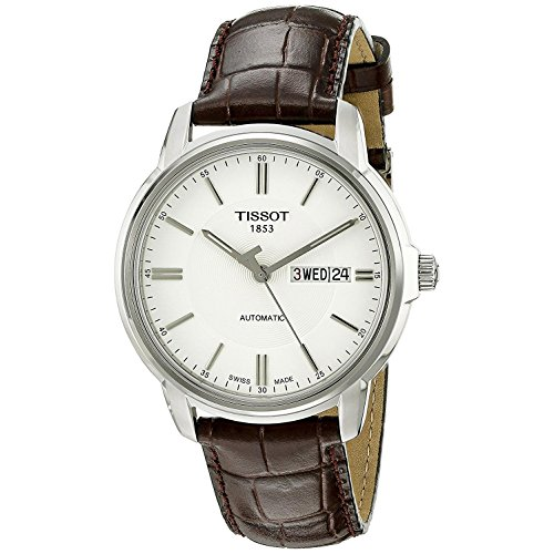 Best Automatic Watches Under 500 - Tissot T0654301603100 III Swiss Automatic Watch