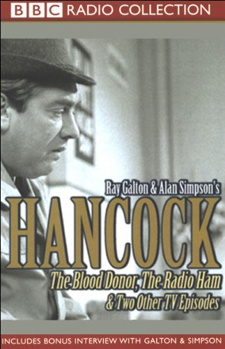 Hancock audiobook cover art