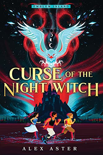 Curse of the Night Witch: 1 (Emblem Island, 1)