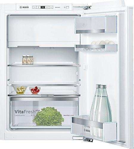Bosch KIL22AD40 Serie 6 Einbau-Kühlschrank mit Gefrierfach / A++ / 88 cm Nischenhöhe / 98 kWh/Jahr / 124 L / VitaFresh plus / VarioShelf