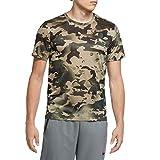 Nike Dri-FIT Men's Camo Training T-Shirt CU8477-342 Size L