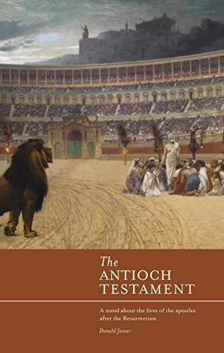Book: The Antioch Testament by Donald Joiner