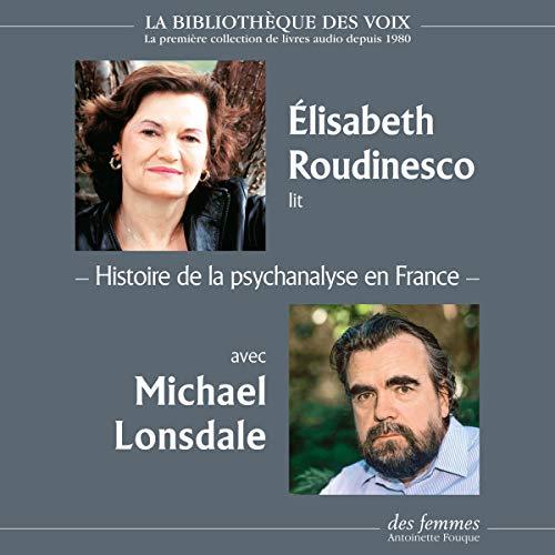 Histoire de la psychanalyse en France Titelbild