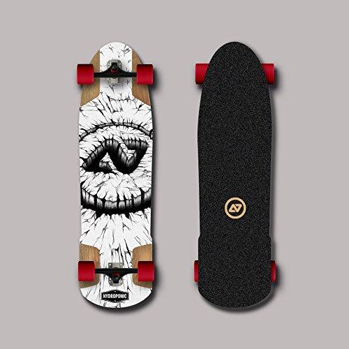 Hydroponic Longboard Skate Skateboard Complete Dorje 36x10