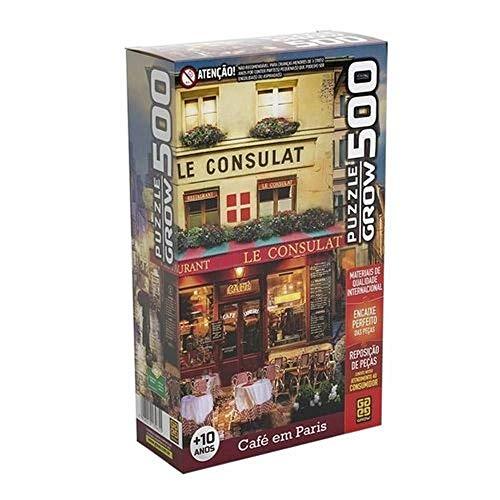 P500 CAFÉ EM PARIS, Grow