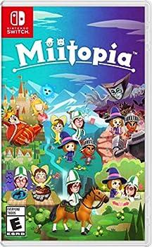 Game - Nintendo Switch Miitopia Book