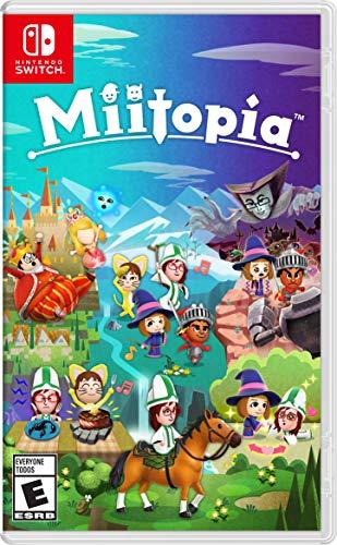 Miitopia for Nintendo Switch [USA]