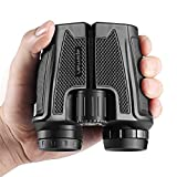 APEMAN 12X25 Compact Binoculars for Adults and Kids Folding Lightweight Binoculars with FMC