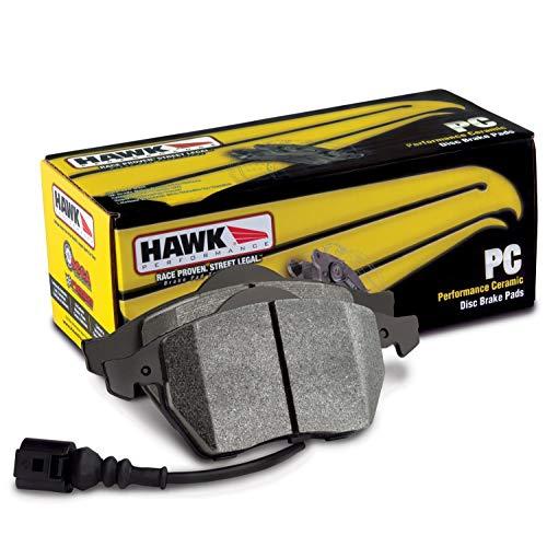 Hawk HB833Z.700 Performance - Disco de freno de disco (0,700 g/m²)