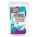 Simple Solution Hunde Windeln waschbar XS