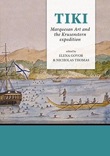 Tiki: Marquesan Art and the Krusenstern Expedition (Pacific Presences, Band 5)