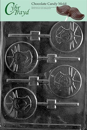 STATUE Bargain sale OF LIBERTY Virginia Beach Mall LOLLY chocolate mold candy